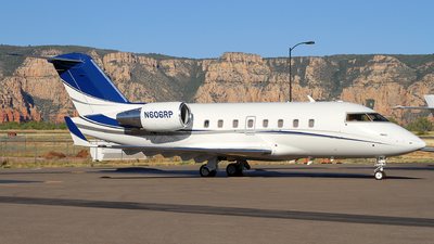 N606RP - Bombardier CL-600-2B16 Challenger 604 - Private
