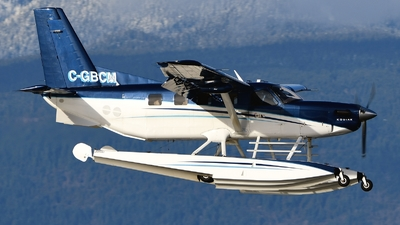 C-GBCM - Quest Aircraft Kodiak 100 - Private