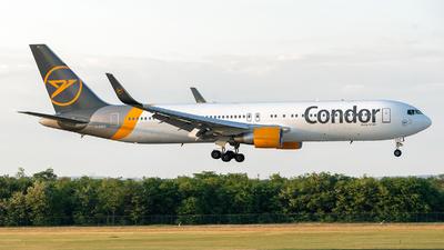 A picture of DABUA - Boeing 767330(ER) - Condor - © Horváth Gábor