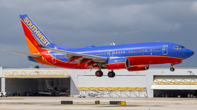 N7715E - Boeing 737-7BD - Southwest Airlines