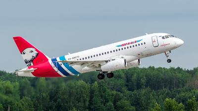 A picture of RA89073 - Sukhoi Superjet 10095LR - Yamal Airlines - © Alexander Lebedev