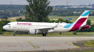 A picture of DAIZU - Airbus A320214 - Eurowings - © AvA