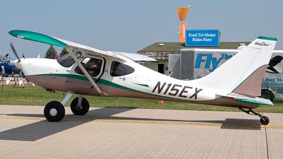 N15EX - Glasair Aviation Glastar - Private