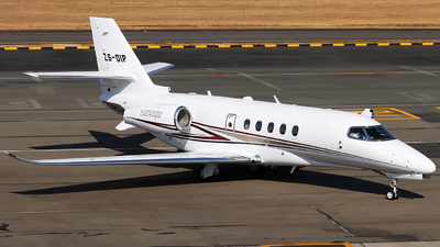 ZS-DIP - Cessna Citation Latitude - Private
