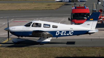 D-ELJC - Piper PA-28-181 Archer III - Private