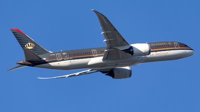 JY-BAA - Boeing 787-8 Dreamliner - Royal Jordanian