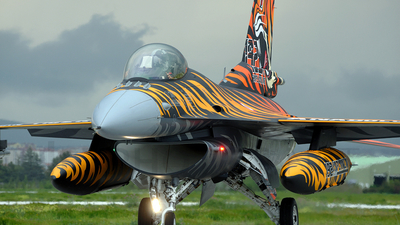 92-0014 - General Dynamics F-16C Fighting Falcon - Turkey - Air Force