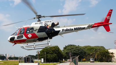 PP-EOY - Helibrás HB-350B Esquilo - Brazil - Military Police of São Paulo State