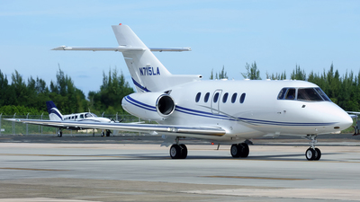 N715LA - Raytheon Hawker 800XP - Private