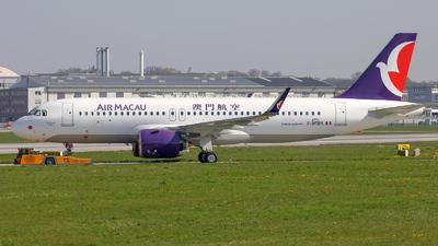 F-WTBS - Airbus A320-271N - Air Macau