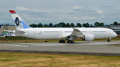 N1015B - Boeing 787-9 Dreamliner - Norwegian