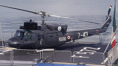 MM81088 - Agusta-Bell AB-212ASW - Italy - Navy