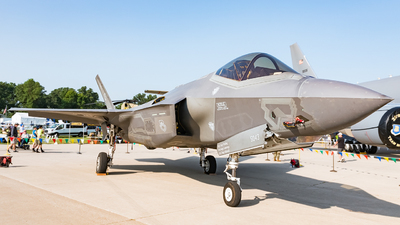 12-5043 - Lockheed Martin F-35A Lightning II - United States - US Air Force (USAF)