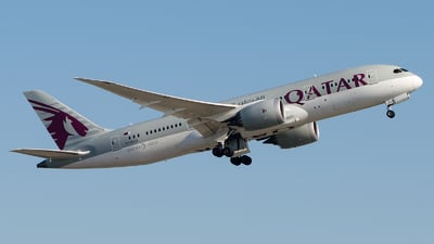A picture of A7BCG - Boeing 7878 Dreamliner - Qatar Airways - © Alp AKBOSTANCI
