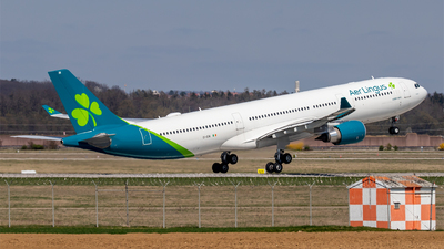 EI-EIN - Airbus A330-302 - Aer Lingus