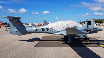 D-INNN - Diamond Aircraft DA-62 - Private