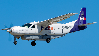 C-FEXW - Cessna 208B Super Cargomaster - Fedex Feeder (Morningstar Air Express)