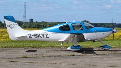 2-SKYZ - Cirrus SR22-GTS - Private
