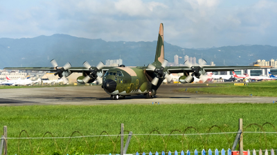 1318 - Lockheed C-130H Hercules - Taiwan - Air Force