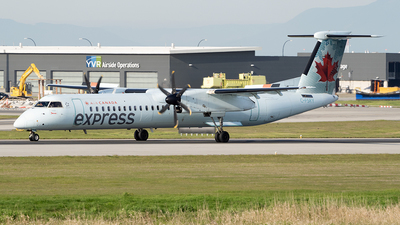 C-FSRY - Bombardier Dash 8-Q402 - Air Canada Express (Jazz Aviation)