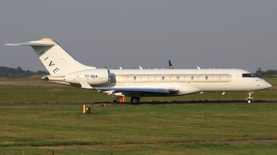 T7-SKA - Bombardier BD-700-1A10 Global Express XRS - Empire Aviation