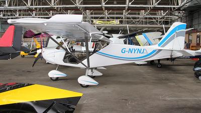 G-NYNJ - Skyranger Nynja 912S(1) - Private