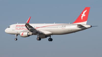 A6-AOB - Airbus A320-214 - Air Arabia