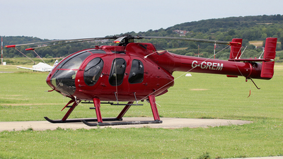 G-GREM - MD Helicopters MD-600N - Private