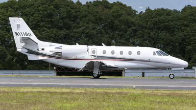 N111GU - Cessna 560XL Citation XLS - Private