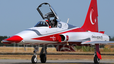 70-3025 - Canadair NF-5A-2000 Freedom Fighter - Turkey - Air Force