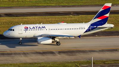 PT-TMI - Airbus A319-132 - LATAM Airlines