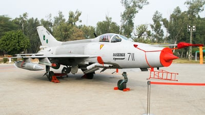 93-711 - Chengdu F-7P - Pakistan - Air Force