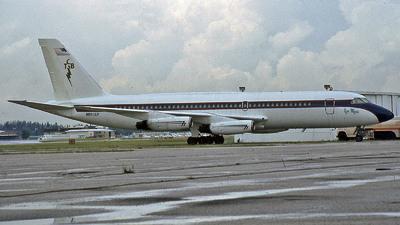 N880EP - Convair CV-880 - Private