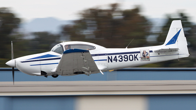 N4390K - Ryan Navion 4  - Private