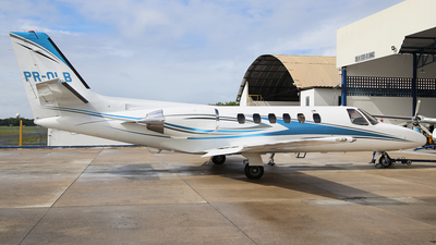 PR-OLB - Cessna 550 Citation II - Private