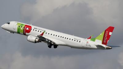 CS-TPQ - Embraer 190-100LR - TAP Express