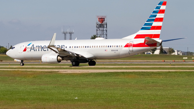 A picture of N966AN - Boeing 737823 - American Airlines - © Jeremy D. Dando