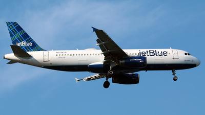 N517JB - Airbus A320-232 - jetBlue Airways