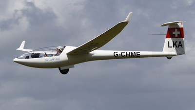 G-CHME - Glaser-Dirks DG-300 Elan - Private