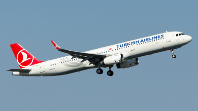 A picture of TCJSK - Airbus A321231 - Turkish Airlines - © Alp AKBOSTANCI