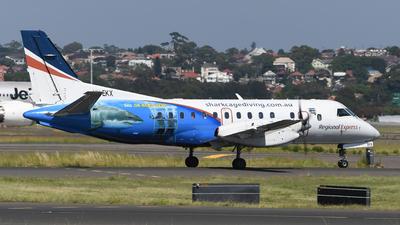 VH-EKX - Saab 340B - Regional Express (REX)