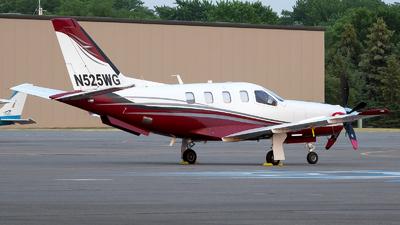 N525WG - Socata TBM-850 - Private