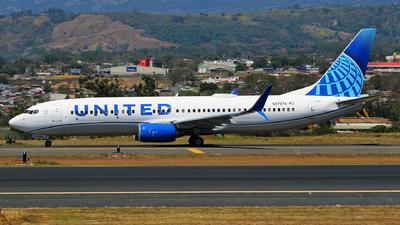 N37274 - Boeing 737-824 - United Airlines