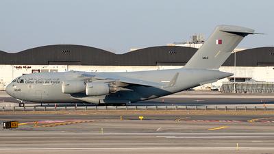 A7-MAO - Boeing C-17A Globemaster III - Qatar - Air Force