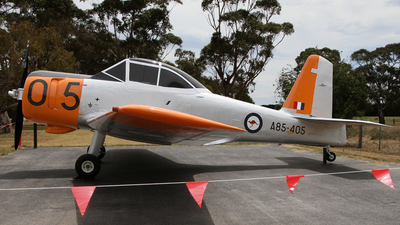 A85-405 - CAC CA-25 Winjeel - Australia - Royal Australian Air Force (RAAF)