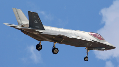11-5032 - Lockheed Martin F-35A Lightning II - United States - US Air Force (USAF)