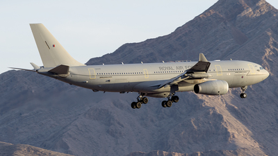 ZZ338 - Airbus A330-243 (MRTT) Voyager KC.3 - United Kingdom - Royal Air Force (RAF)