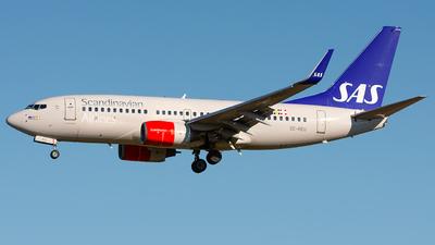 A picture of SEREU - Boeing 73776N - SAS - © Laszlo Fekete