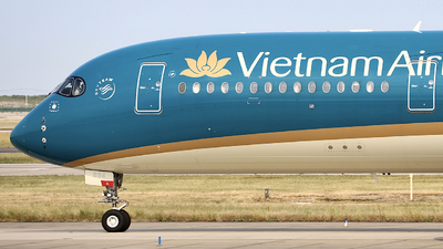 VN-A894 - Airbus A350-941 - Vietnam Airlines