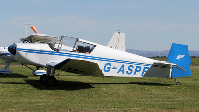 G-ASPF - Jodel D120 Paris-Nice - Private
